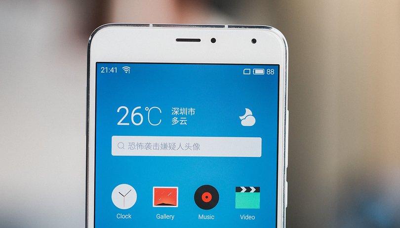 Meizu M5 : date de sortie, prix et caractéristiques techniques