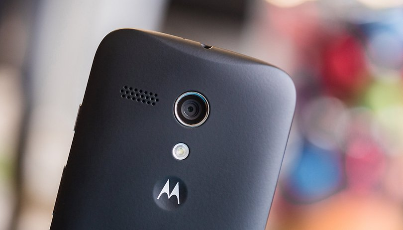 Como desbloquear as configurações avançadas da câmera do Moto G