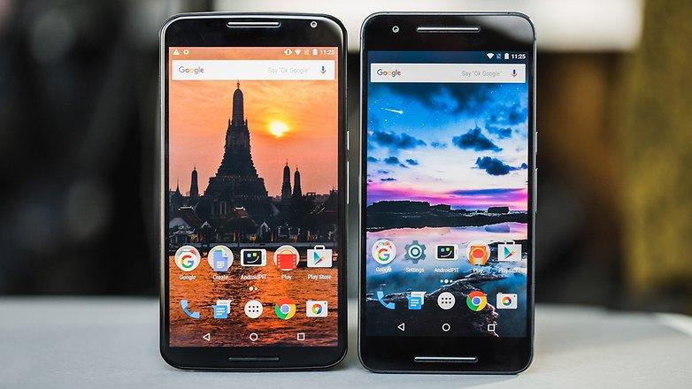 androidpit Nexus 6 vs Nexus 6P 1 2