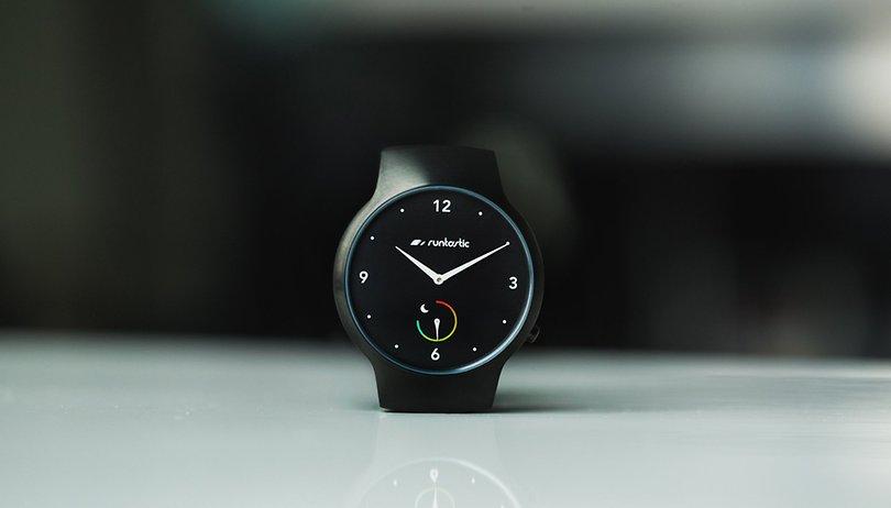 Análisis del Runtastic Moment: Reloj analógico con alma de smartband