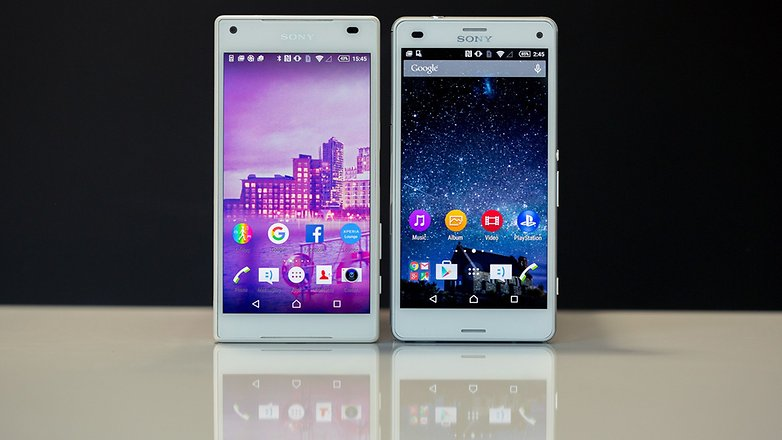 androidpit xperia z3 compact vs xperia z5 compact 10