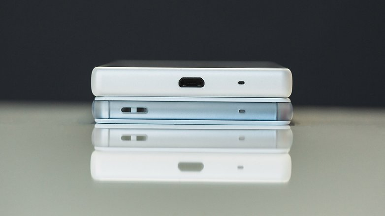 androidpit xperia z3 compact vs xperia z5 compact 5