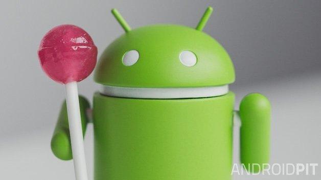 Android L 5 lollipop 5