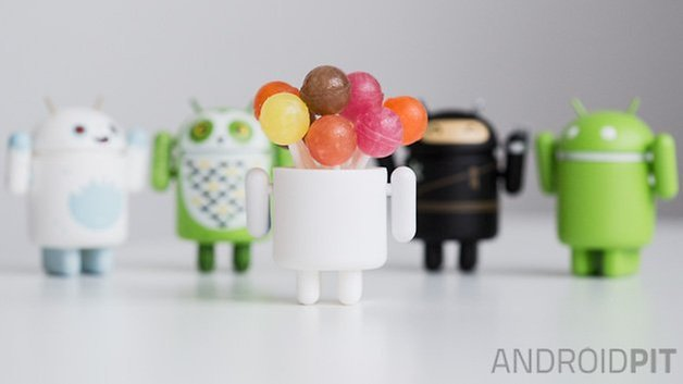 Android L 5 lollipop 6