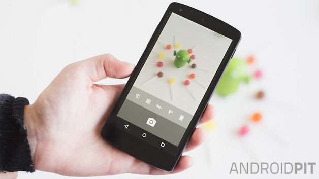 Android L lollipop camera interface 2
