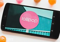 Disponible Android 5.0.1 Lollipop para Nexus 5