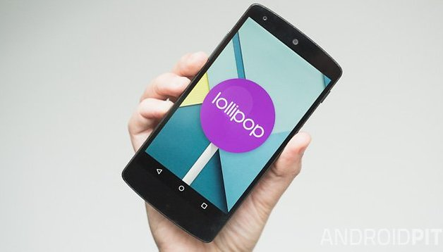 Google wises up: Android 5.0 Lollipop improves SD card functionality