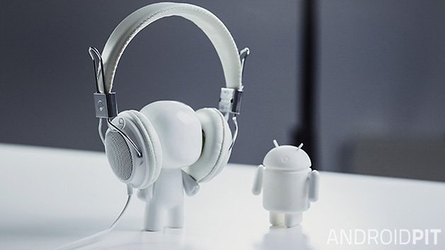 Music Androidpit headphones