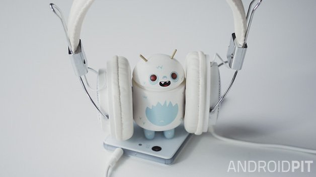 Music Androidpit headphones CUTIE TOY
