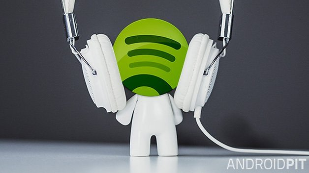 Spotify man ANDROIDPIT