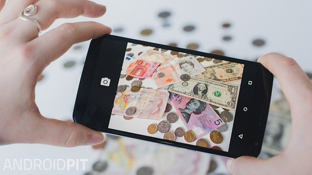 MONEY photo wallet ANDROID ANDROIDPIT