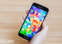 Galaxy S5: how to disable and force close apps