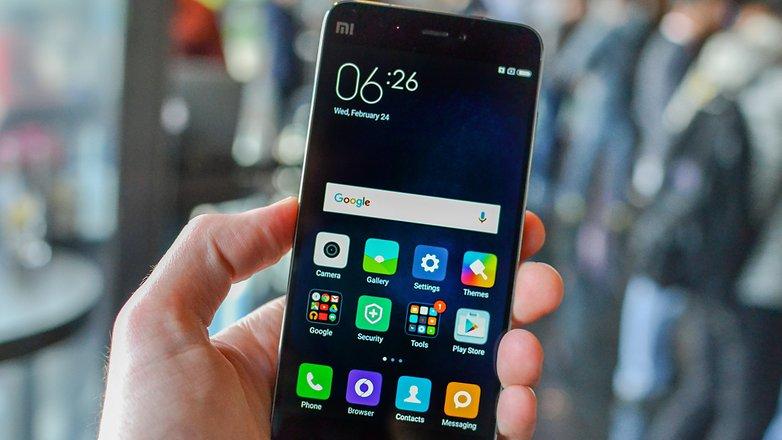 AndroidPIT Xiaomi MI 5 PRO 1