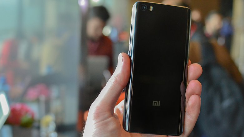 AndroidPIT Xiaomi MI 5 PRO 5