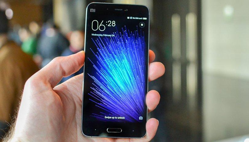Xiaomi Mi 5 Pro vs Samsung Galaxy S7 comparison: the future is here