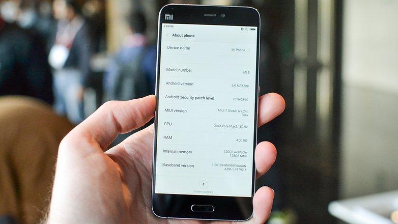 AndroidPIT Xiaomi MI 5 PRO 7