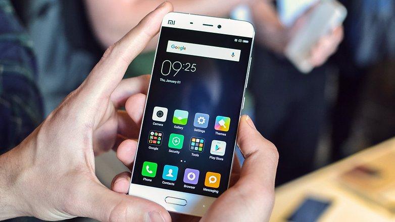 AndroidPIT Xiaomi MI5 1