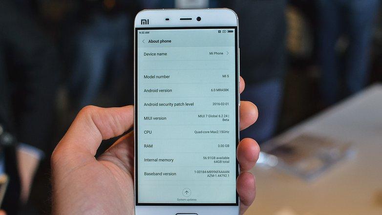 AndroidPIT Xiaomi MI5 15