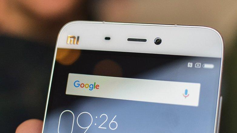 AndroidPIT Xiaomi MI5 4