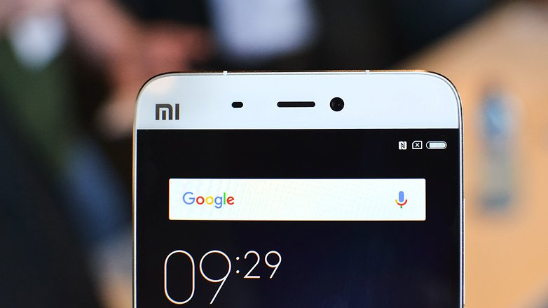AndroidPIT Xiaomi MI5 9