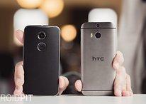 Moto X (2014) vs. HTC One (M8): Vergleich der Android-Schönheiten