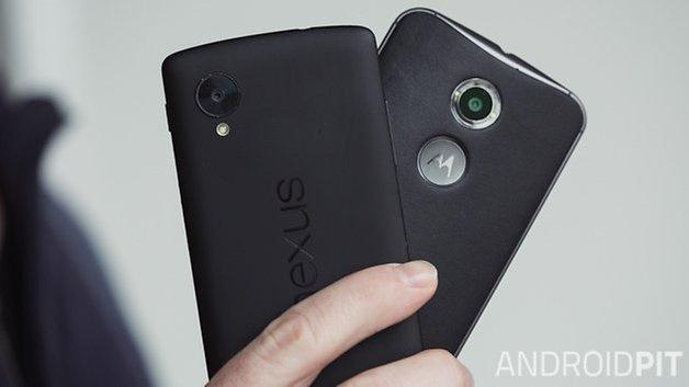 MotoX vs Nexus5 2014 7