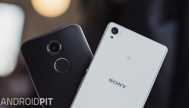 Sony Xperia Z3 vs Nexus 6 : Google a-t-il autant d'atouts ?