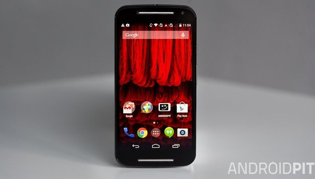 How to clear the cache on the Moto G (2014)