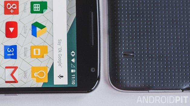Nexus6 vs SamsungGalaxy S5 10