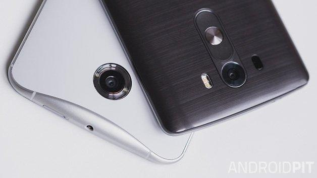 Nexus6 vs LG G3 6