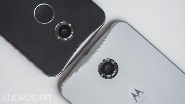 Nexus6 vs MotoX2014 2