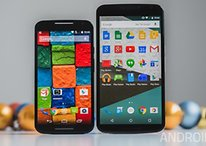 Nexus 6 vs Moto X - ¿Pelea de hermanos?