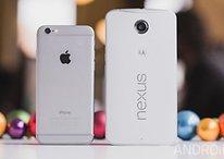 Apple iPhone 6 vs Google Nexus 6 : lequel est un vrai cadeau de Noël ?