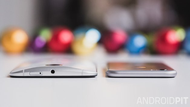 Nexus6 vs iPhone6 3