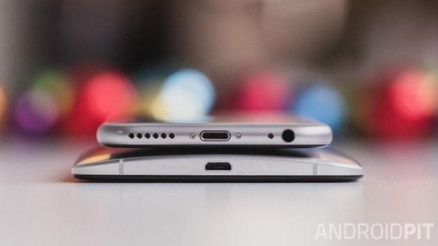 Nexus6 vs iPhone6 5