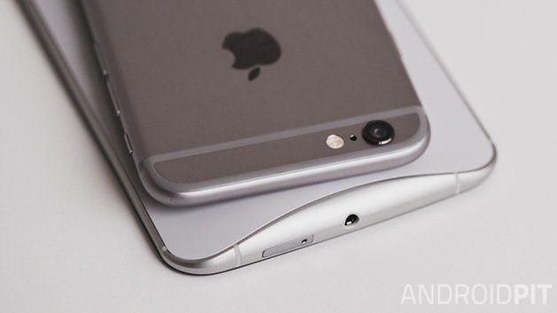 Nexus6 vs iPhone6 9