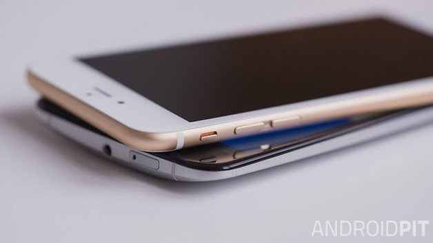 Nexus6 vs iPhone6 plus axo
