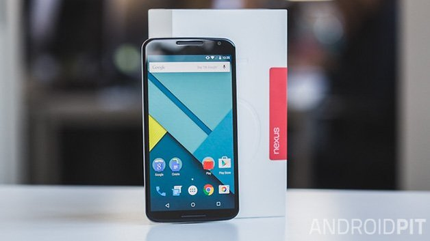 Nexus 6 hands on ANDROIDPIT 1