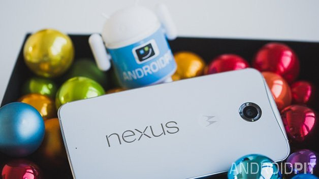 Nexus 6 hands on ANDROIDPIT 7