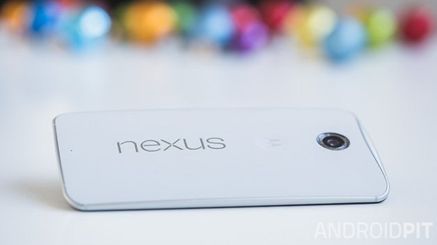 Nexus 6 hands on AndroidPIT axonometry