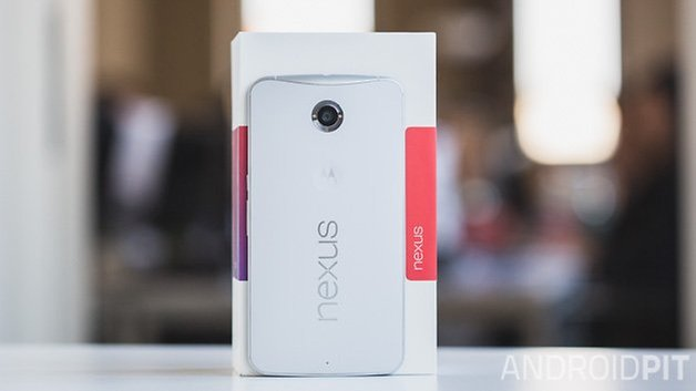 Nexus 6 hands on ANDROIDPIT back
