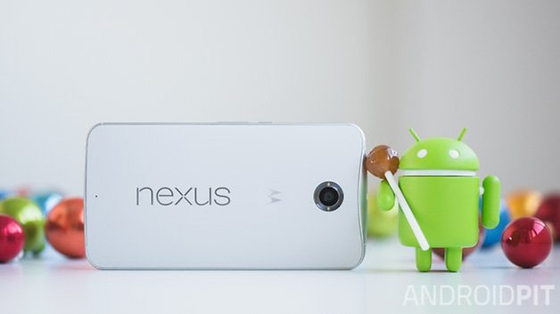 Nexus 6 lollipop ANDROIDPIT