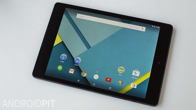 Nexus 9 2014 ANDROIDPIT 1