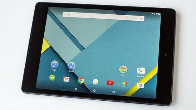 Nexus 9 2014 ANDROIDPIT 2