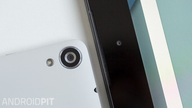 Nexus 9 2014 ANDROIDPIT cameras close up
