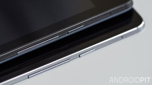 Nexus 9 2014 ANDROIDPIT sides