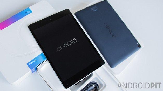 Nexus 9 HTC 2014 ANDROIDPIT