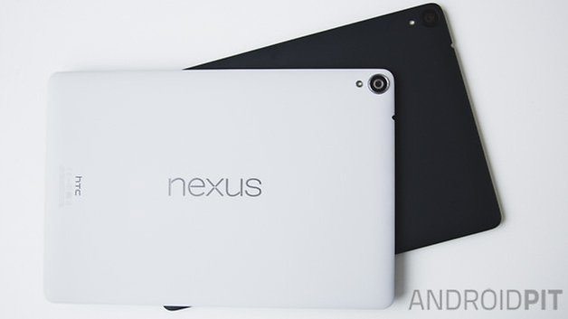 Nexus 9 black white 2014 ANDROIDPIT