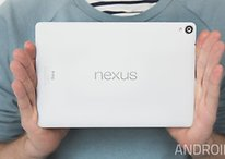 Google Nexus 9 review: a glass half full
