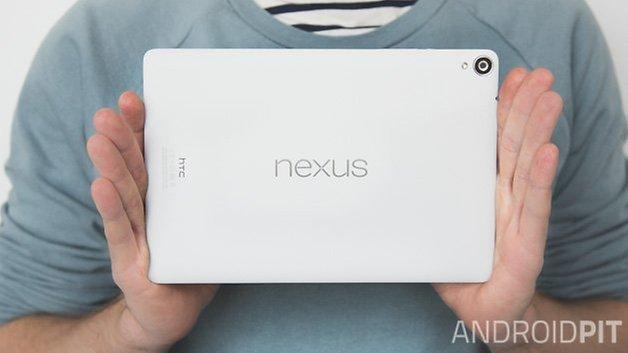 Nexus 9 white 2014 ANDROIDPIT